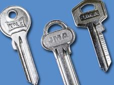 Сложные, крестовые, английские, реечные и т. д. Квартирные ключи.